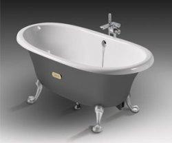 Ассортимент чугунных ванн и их отличительные характеристики в сравнении со стальными