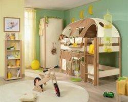 Оборудуем комнату для мальчика