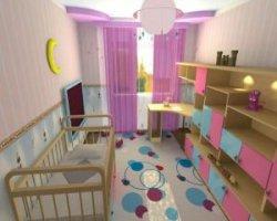 Комната вашего малыша